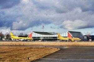 Allgaeu Airport Front