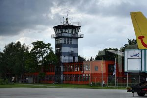 Allgaeu Airport Tower