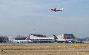 Flughafen Memmingen Alemania