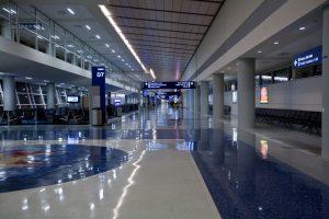 Instalaciones del Aeropuerto de Cozumel