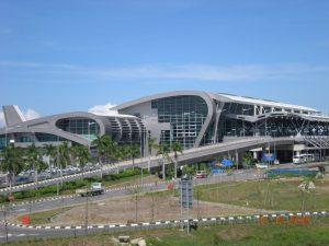 Aeropuerto Internacional Kota Kinabalu
