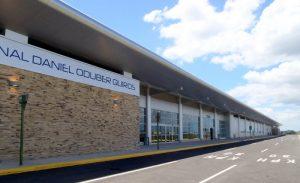 Aeropuerto Daniel Oduber.