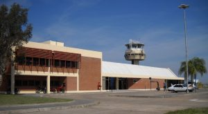 Aeropuerto de Entre Rios General Justo Jose de Urquiza
