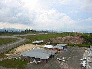 Aeropuerto Palonegro Colombia