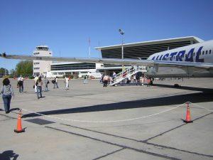 Aeropuerto Peron Llegadas de vuelos