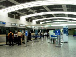 Instalaciones del Aeropuerto de Bucaramanga