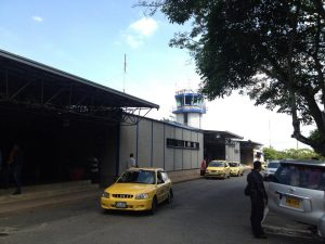 Aeropuerto Ibage - Taxis