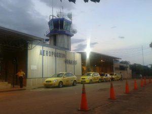 Aeropuerto Perales Ibage