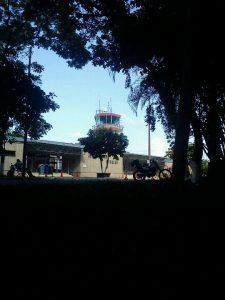 Aeropuerto Perales Ibague Torre Control
