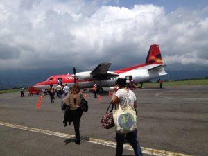Aeropuerto Perales salidas de vuelos