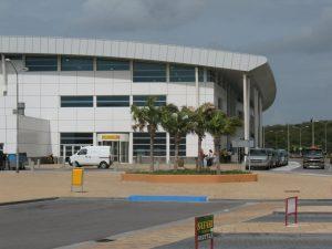 Princess Juliana Airport in Sint Maarten