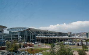 Aeropuerto Internacional Comodoro Arturo Merino Benítez