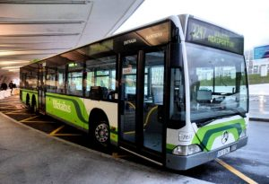 Autobuses Bizkaibus 3247.