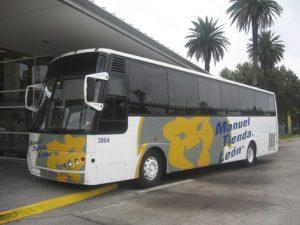 Aeropuerto Internacional Ministro Pistarini de Ezeiza: Autobuses