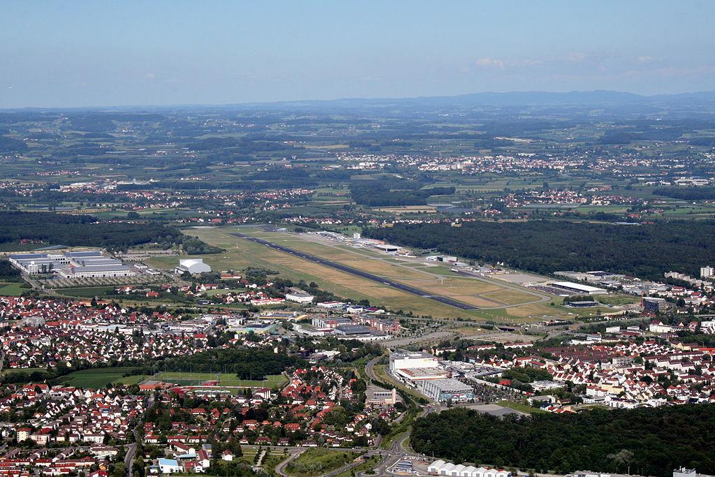 Aeropuerto de Friedrichshafen -