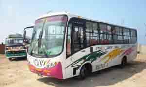 Autobus del Consorcio Roma-I.