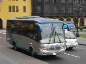 Urbanito Shuttle Bus.