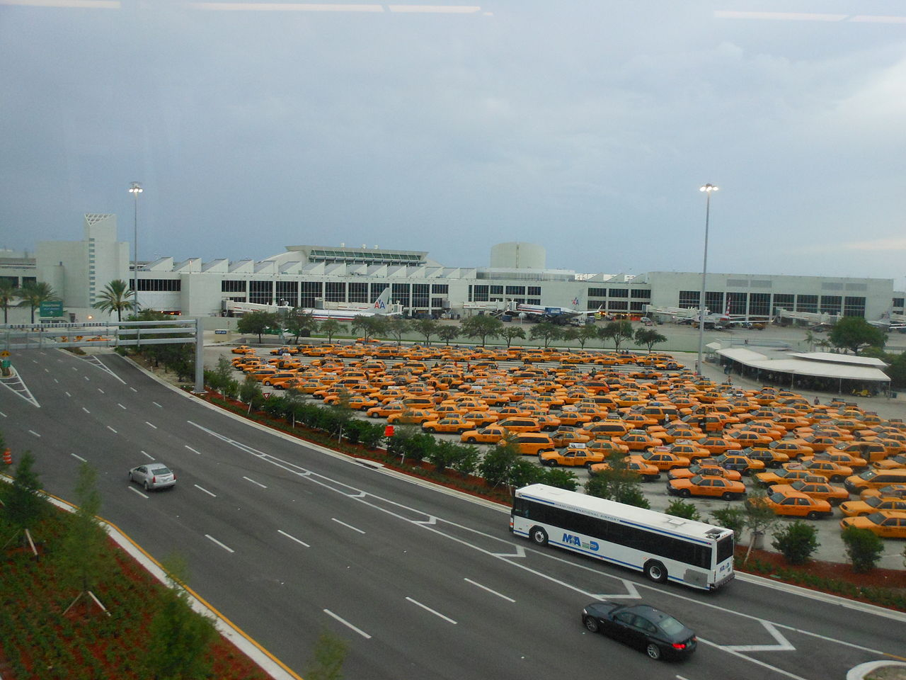 Image Result For Miami Florida International Airport Mia Dade Metrobus