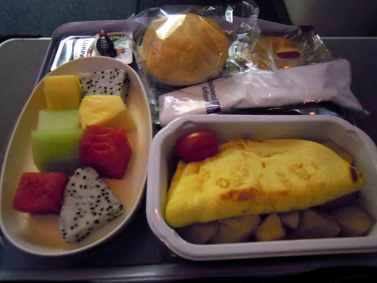Desayuno en Airlines  C.