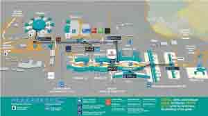 Plano de Estacionamiento y aparcamiento