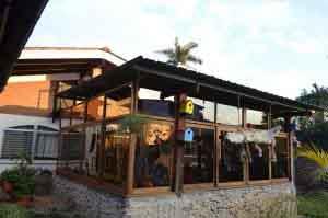Instalaciones del Dai Nonni Hotel.