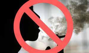 Esta prohibido fumar en las instalaciones del aerotrén.