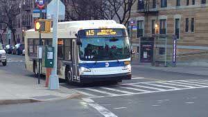 Bus de la línea B15