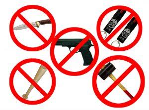 Objetos prohibidos por vueling