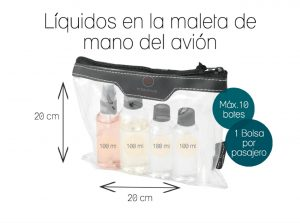 Manera correcta de agrupar los envases líquidos