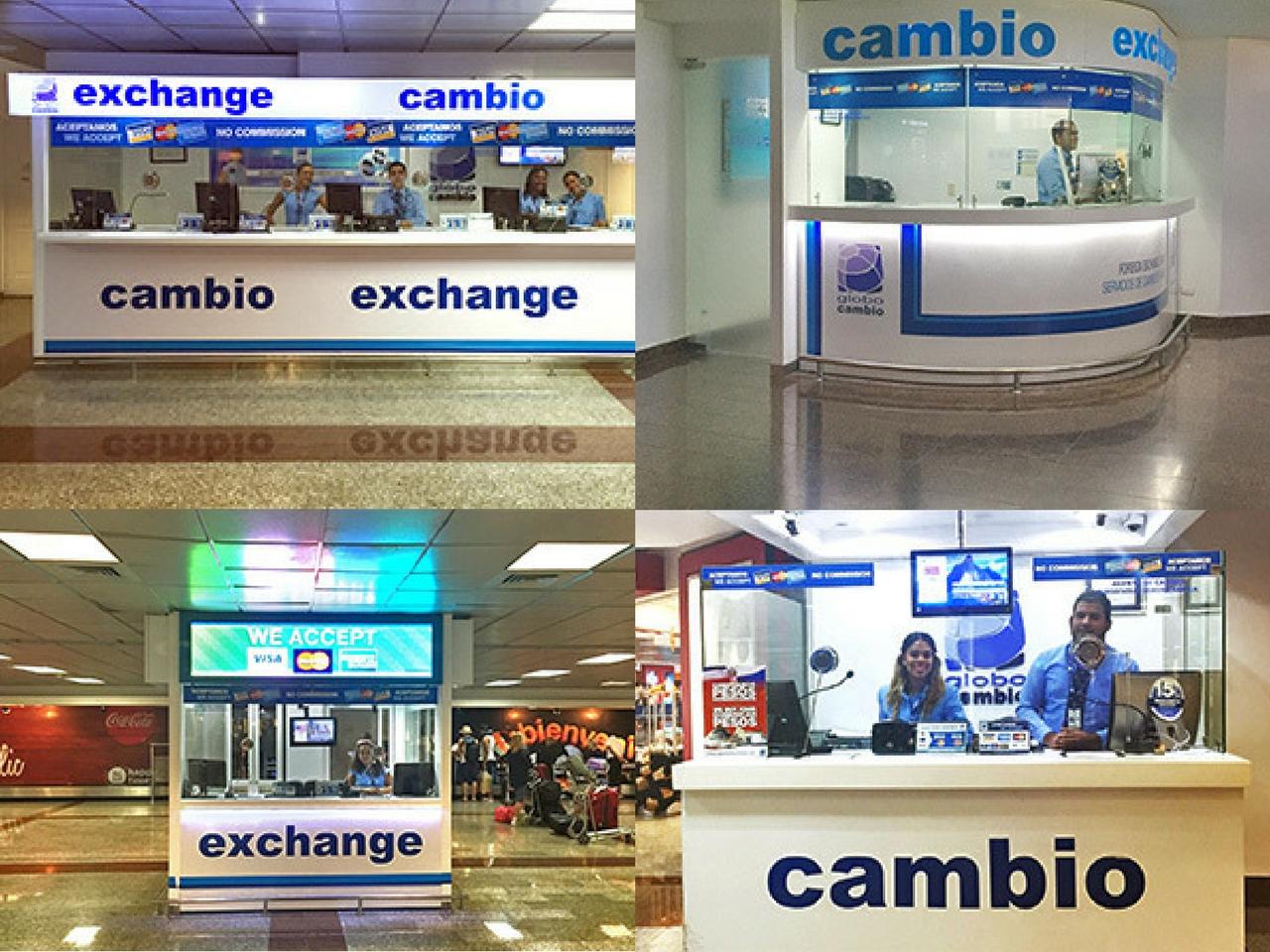 Casas de cambio aeropuerto internacional de las am ricas - Oficinas de cambio de moneda ...